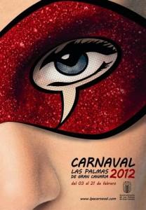 Cartel Carnaval de Las Palmas