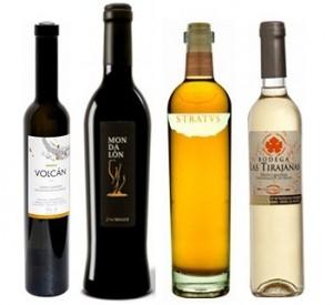 Lote vino blanco dulce